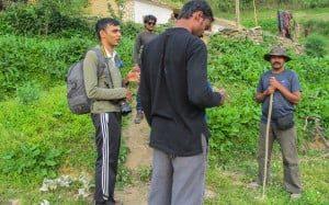 Photography Workshop at Didina village