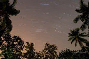 capturing star trails