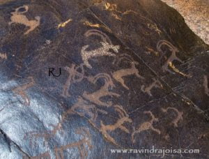 Domkhar Rock Art Sanctuary - Ravindra Joisa Photography
