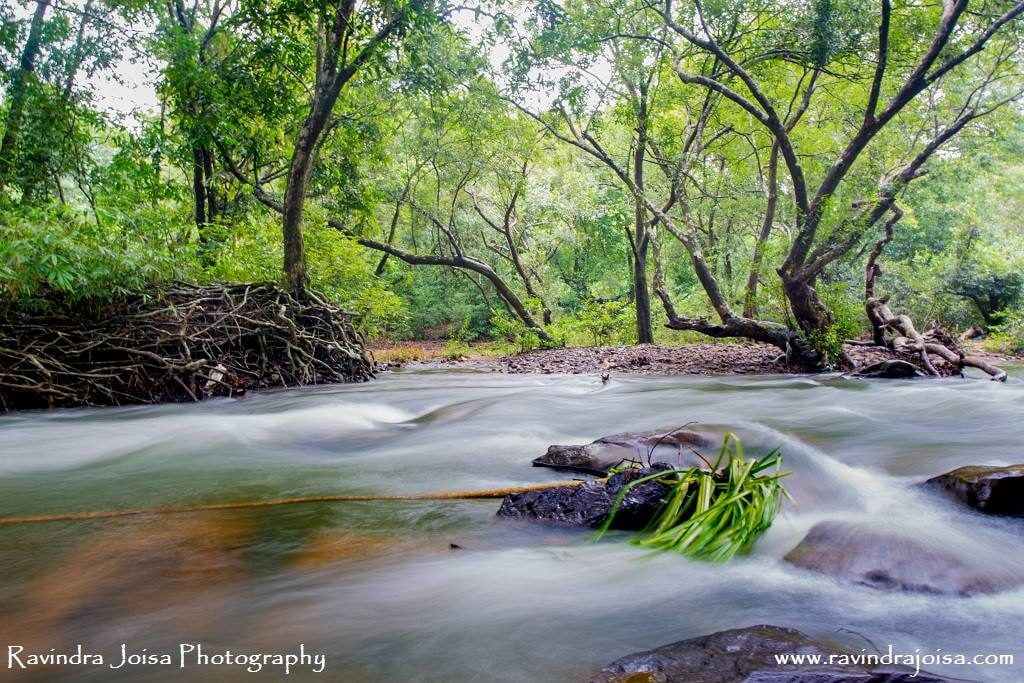 Koosalli Falls