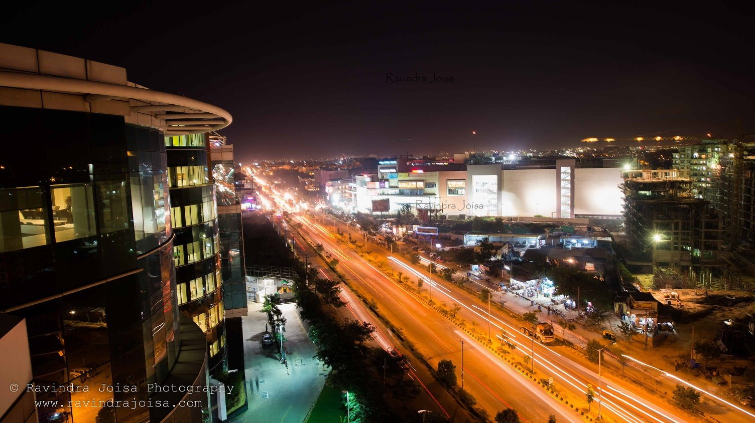 Capture Cityscape during Nightfall